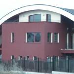 Acoperis cilindric - solutie nerecomandata de actele normative din Romania